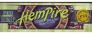 Hempire 1 1/4 Hemp Paper