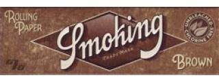 Smoking Brown #8 Rolling Paper Pack