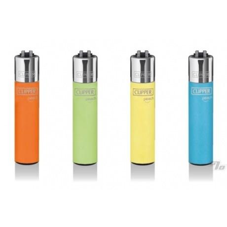 Clipper Mini Lighter Peach