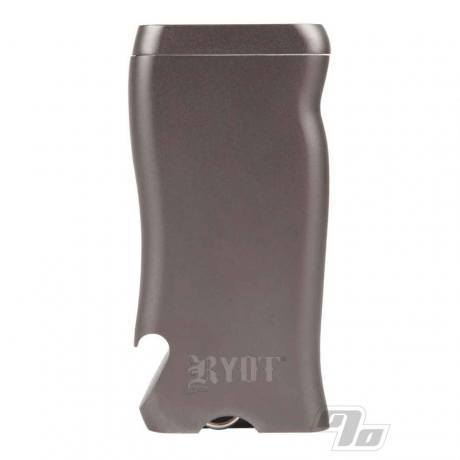 Gun Metal Aluminum SUPER Dugout w/Poker