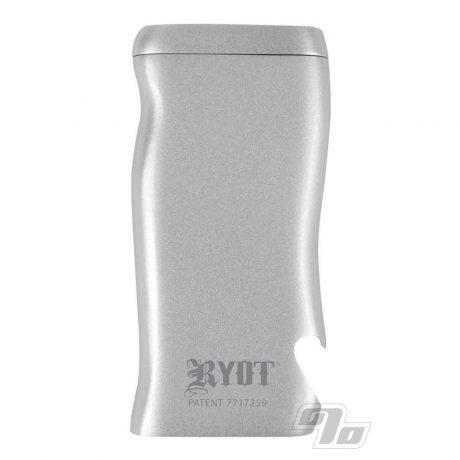Silver Aluminum SUPER Dugout w/Poker