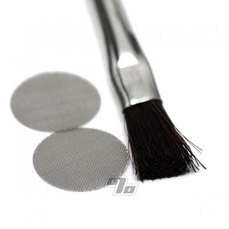 Herbalizer Bowl Screens + Brush