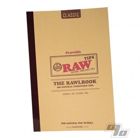 RAW RAWLBOOK of Tips