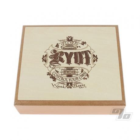 RYOT Smoker's Box 6x8