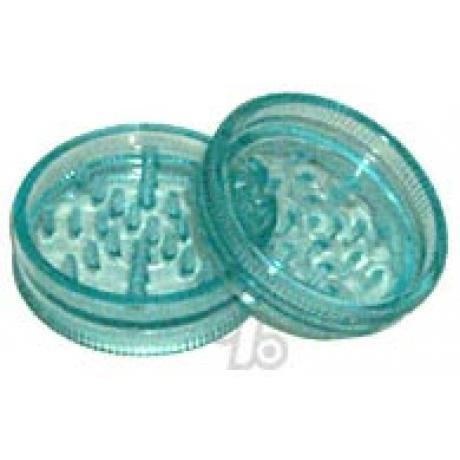 Plastic herb grinder