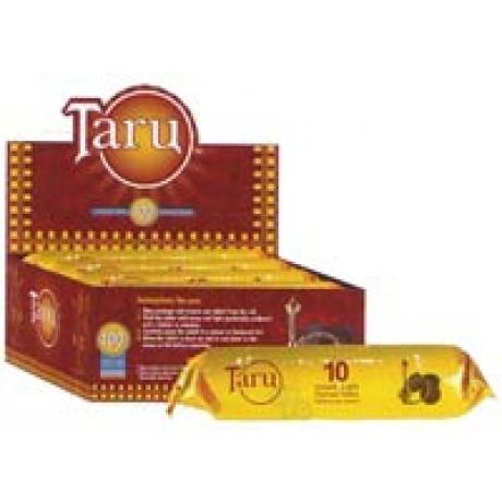 Box of 100 Taru Hookah Charcoal