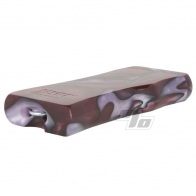 Purple Acrylic Dugout w/poker