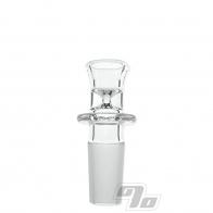 Huffy Glass 15in Straight Waterpipe