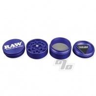 RAW x Santa Cruz Shredder Grinder Purple
