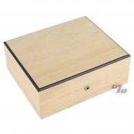 6x8 Light Humidor w/3x5 Pollen Box