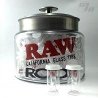 RAW + Roor Slim Glass Filter w/ Round Tip