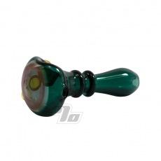 Lake Green Window Spoon Pipe