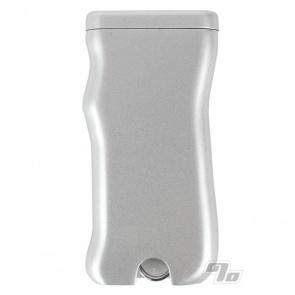 Silver Aluminum Dugout