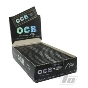 OCB Premium Rolling Papers 1 1/4