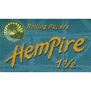 Hempire 1 1/2 Hemp Rolling Papers