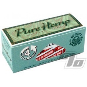 Pure Hemp Rolling Paper on 4m Roll