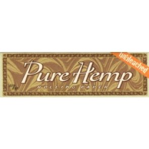 Pure Hemp Unbleached Single Wide Pack