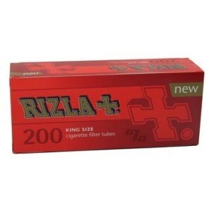 Rizla Box of 200 Cigarette Tubes