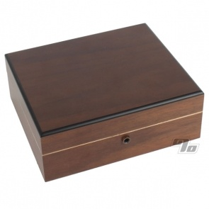 6x8 Dark Humidor w/3x5 Pollen Box