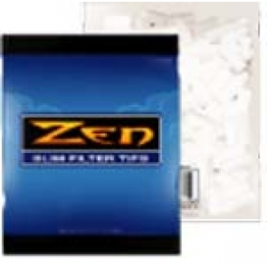 Zen Slim Cigarette Filters bag/200