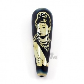 Slinger Audrey Hepburn Blasted Spoon Pipe
