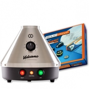 Volcano Vaporizer w/Solid Valve