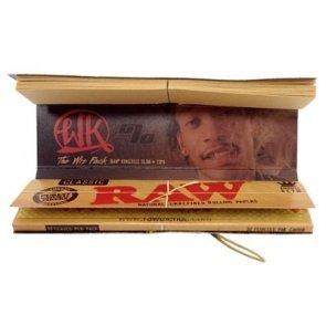 Wiz Khalifa RAW Connoisseur KS Rolling Papers
