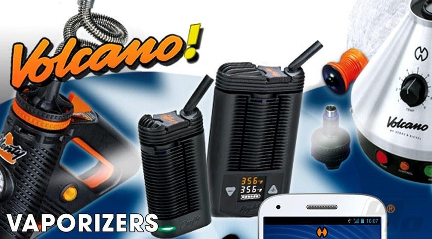 Buy Volcano Vaporizers