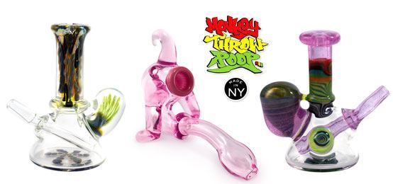 MTP Glass Pipes NYC
